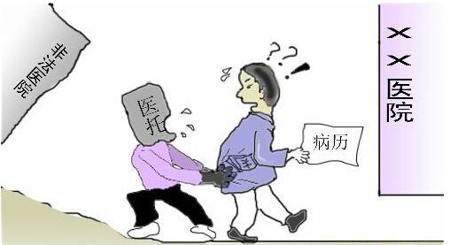 """""""医托""""盛行,小心防中招!.jpg"""